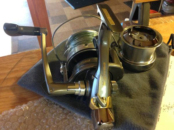 Daiwa Spinning Reel Emblem Pro 4500 - Fishing Gear : Rods